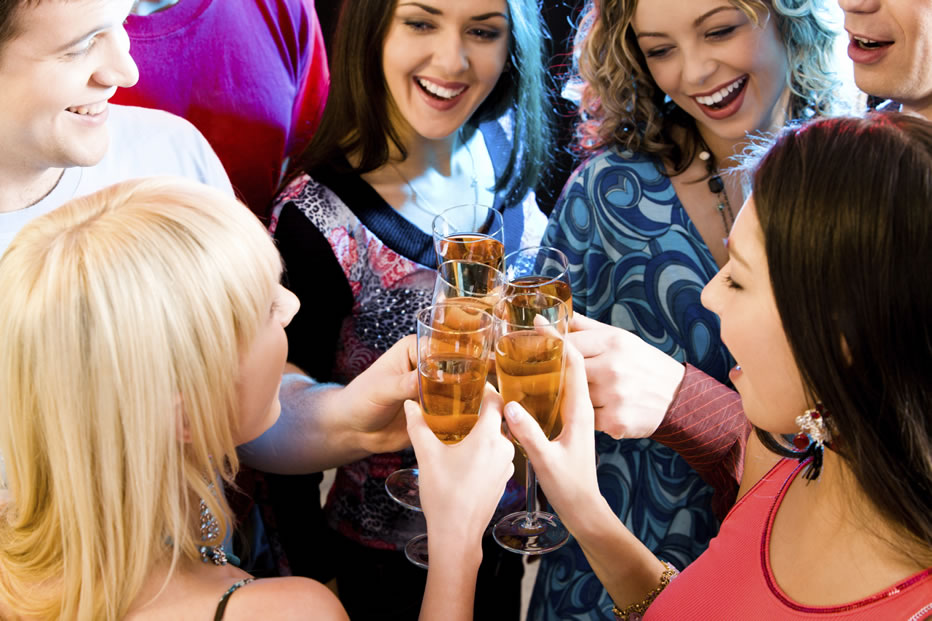 Party celebrations catering Bromley
